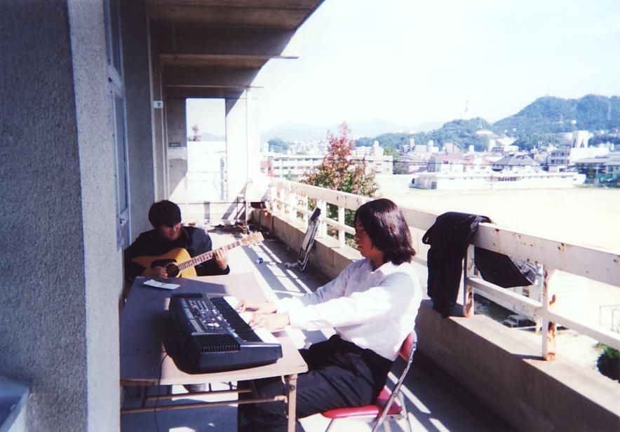 AREA51で活動していた頃の写真