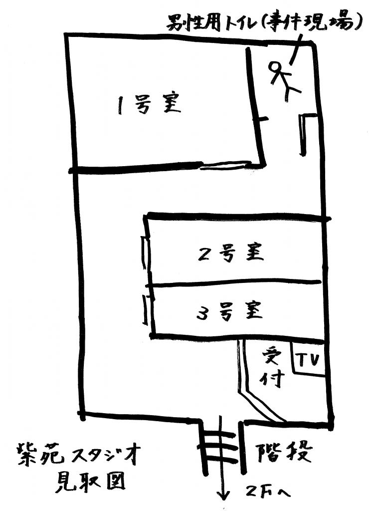 現場見取り図